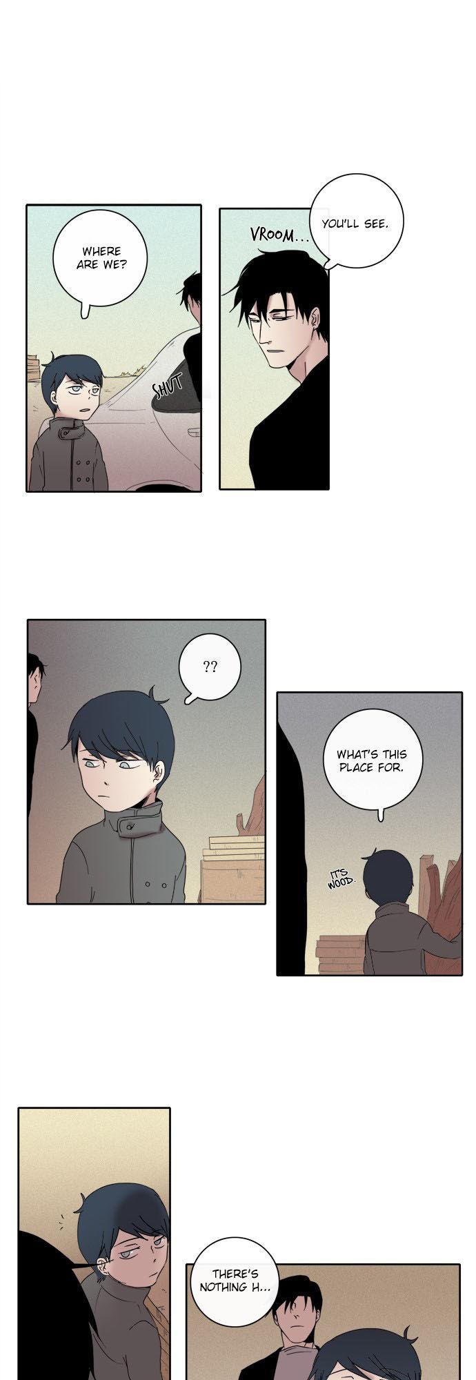 The Children's Teacher, Mr. Kwon 44 Page 1