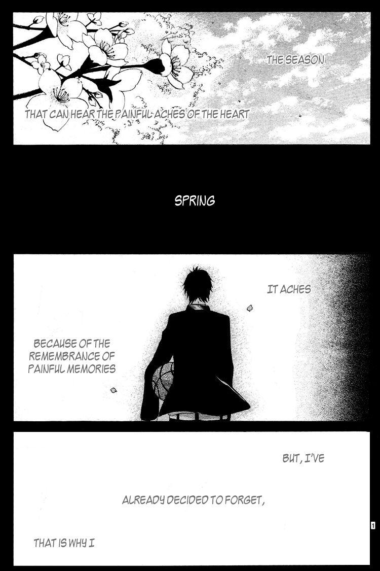 Kimi wa Maru de, Ano Hana no You de. 1 Page 2