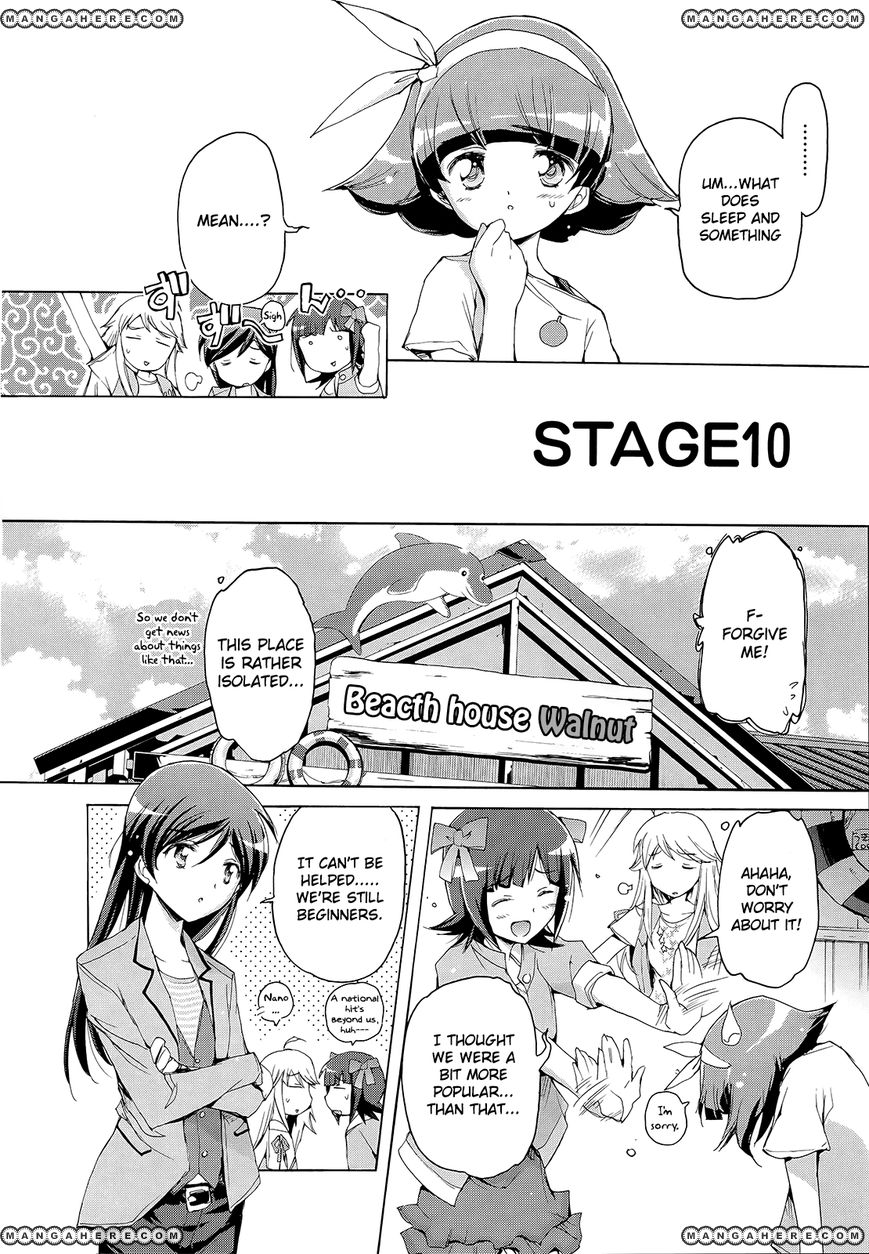 The Idolm@ster 2: Nemurihime 10 Page 2