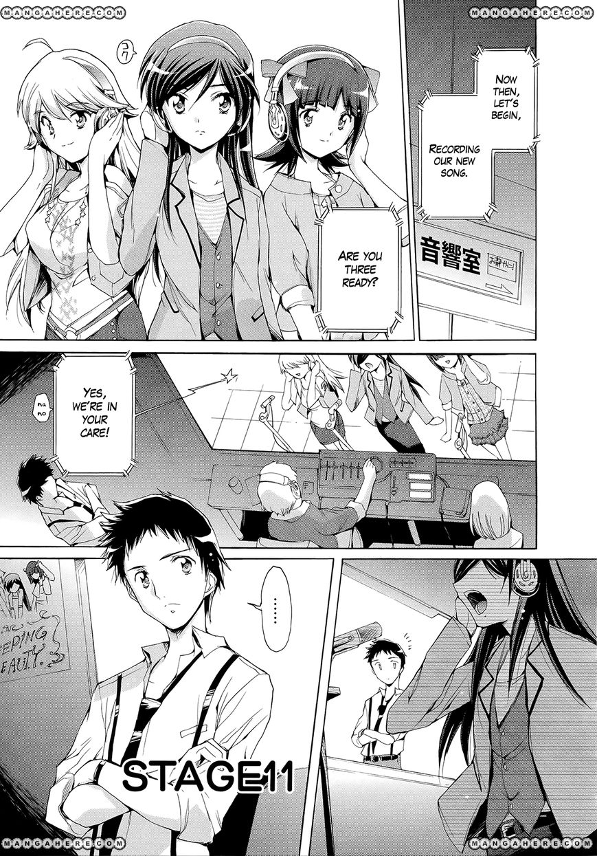 The Idolm@ster 2: Nemurihime 11 Page 2