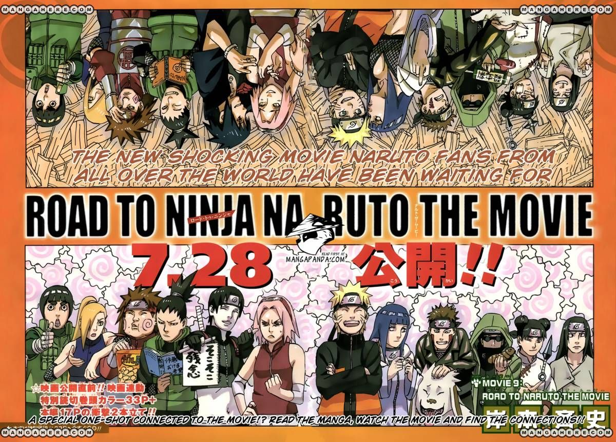 Road to Naruto The Movie 1 Page 2