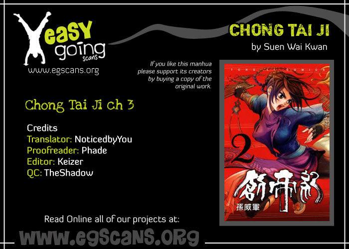 Chong Tai Ji 3 Page 1