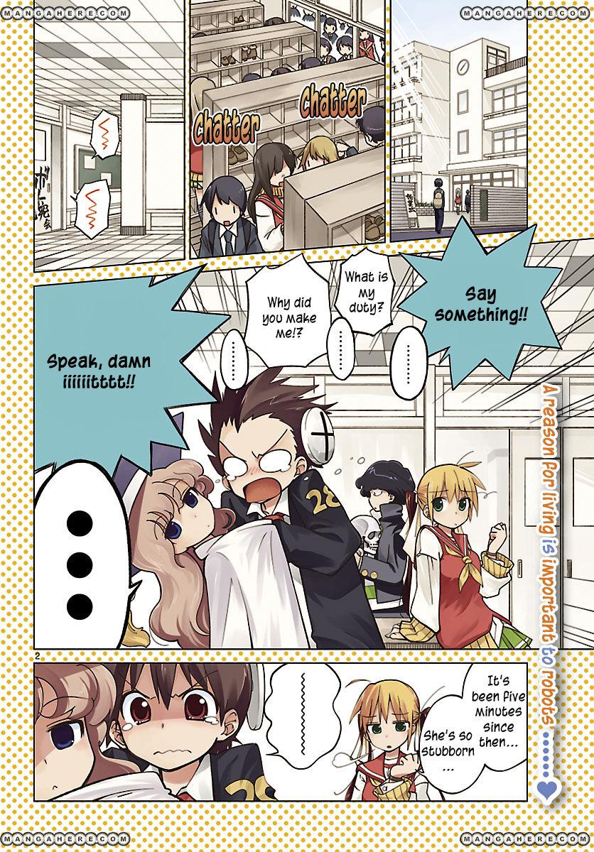 Ni no Maeshii no Tsukaikata 2 Page 2