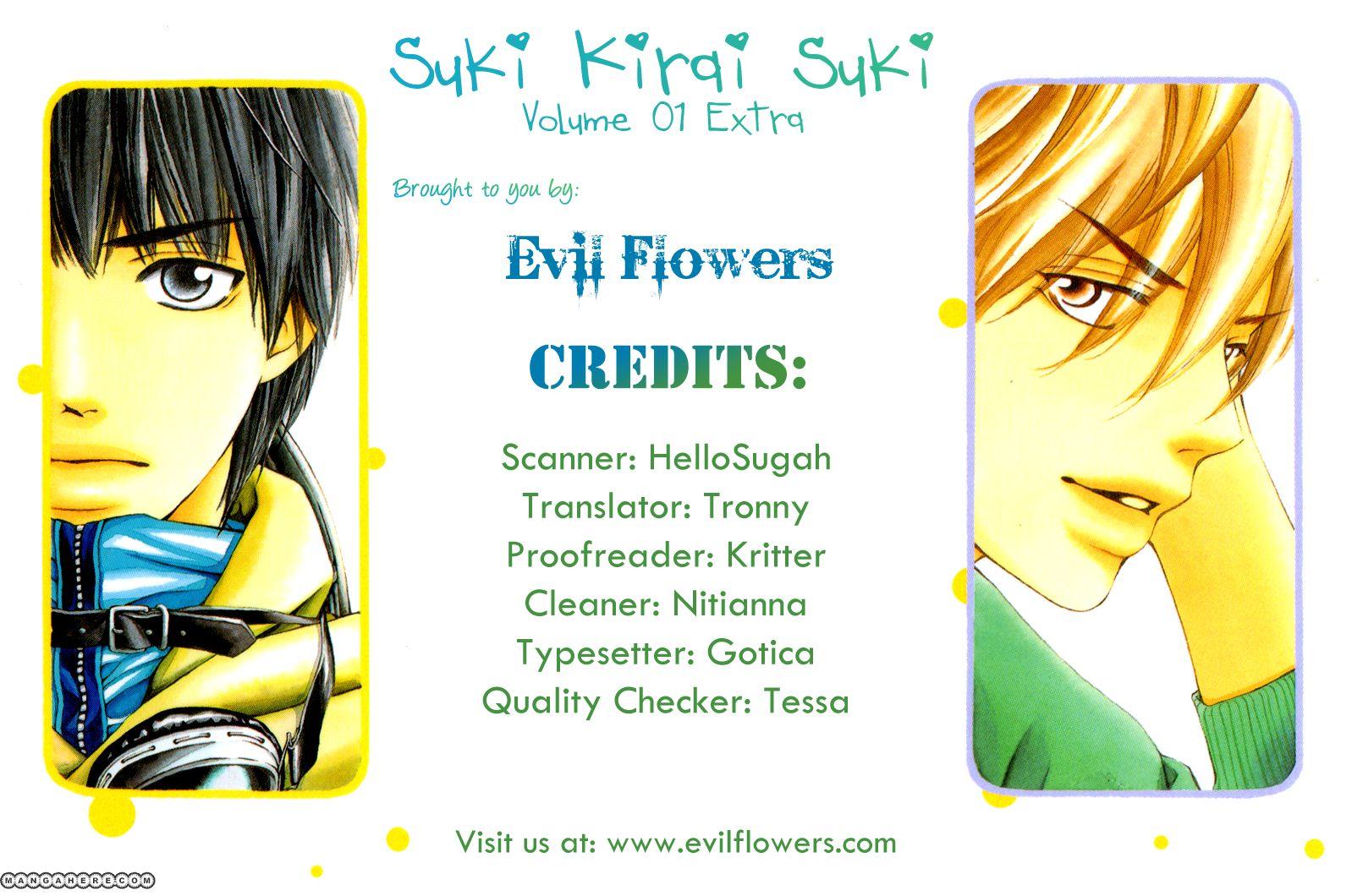Suki Kirai Suki (TSUKISHIMA Haru) 4.5 Page 2
