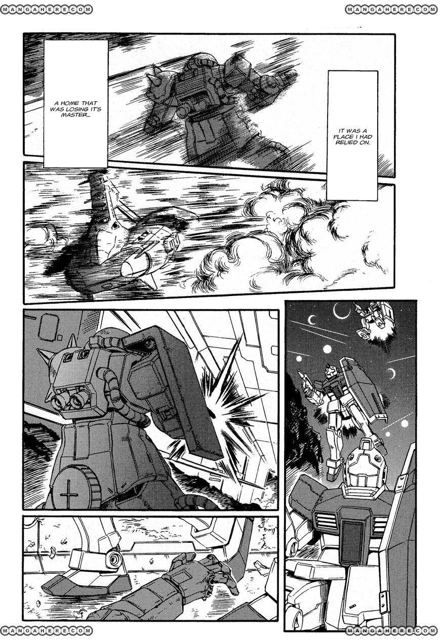 Uchuu Seiki Eiyuu Densetsu - Mobile Suit Gundam MSV-R 1 Page 2