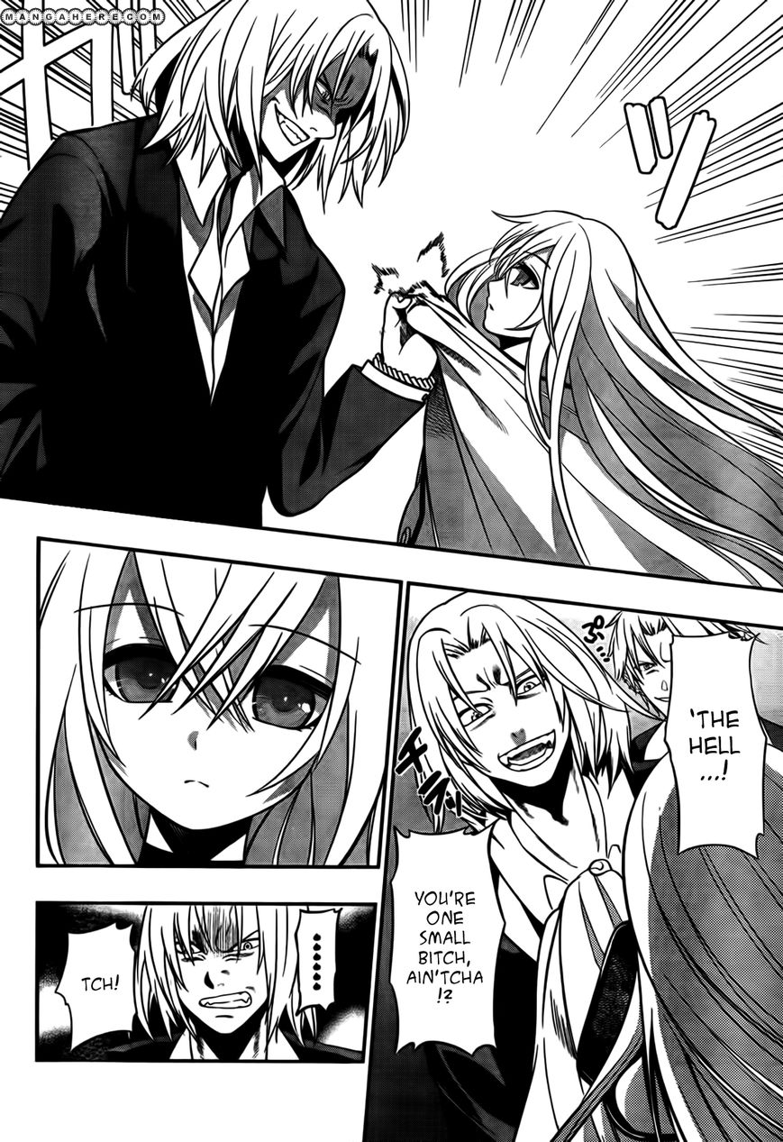 Strike the Blood 3 Page 4