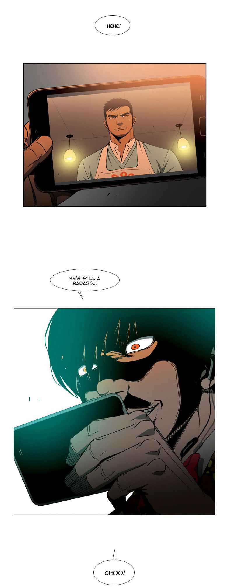 Killer Stall 13 Page 1