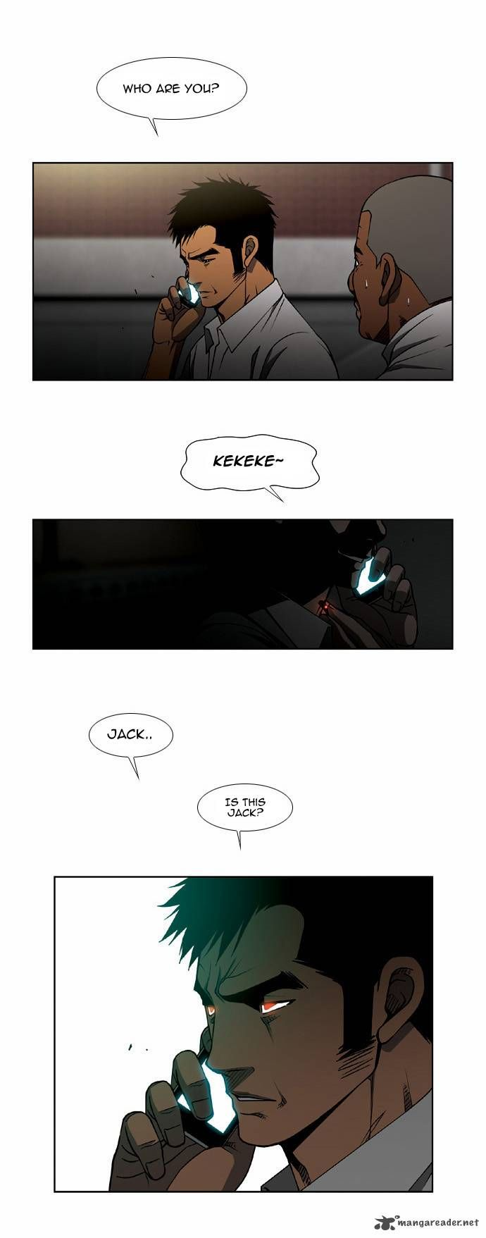Killer Stall 29 Page 1
