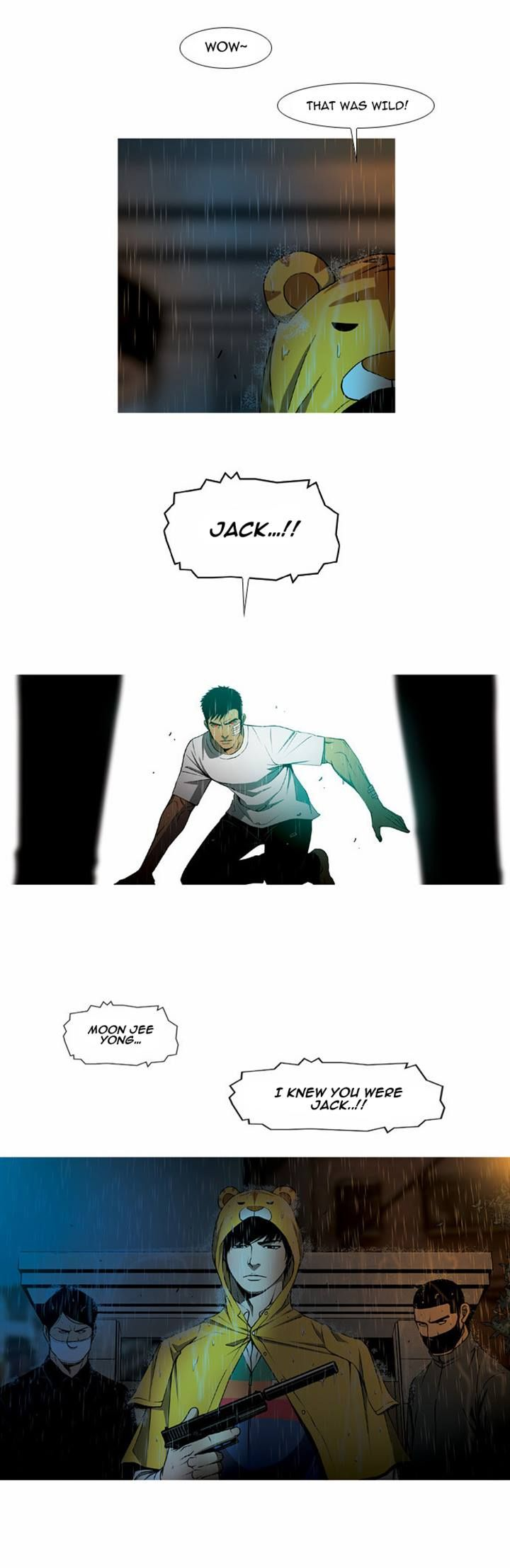Killer Stall 37 Page 1