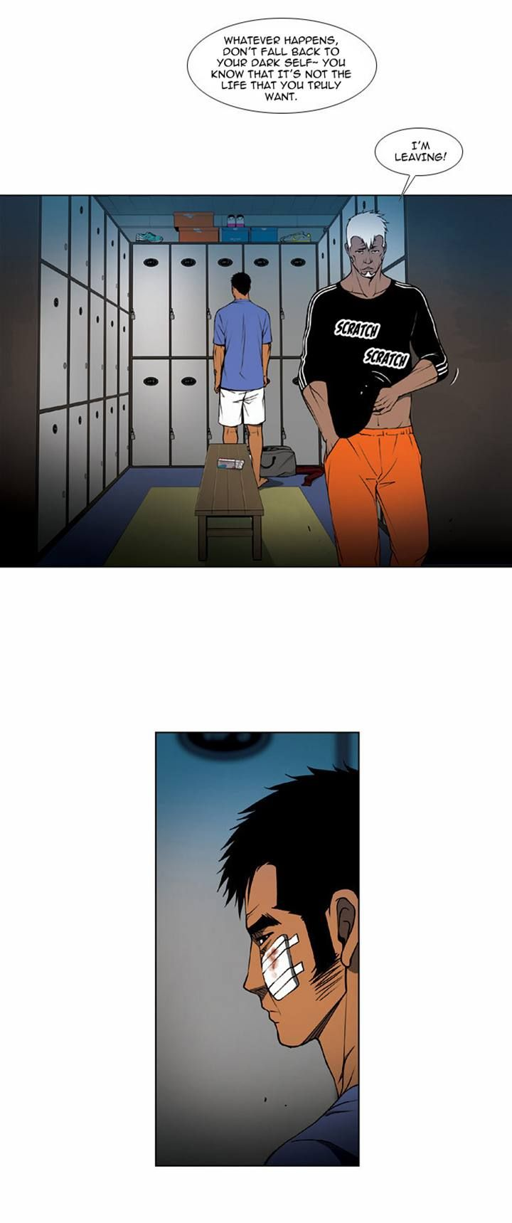 Killer Stall 40 Page 1