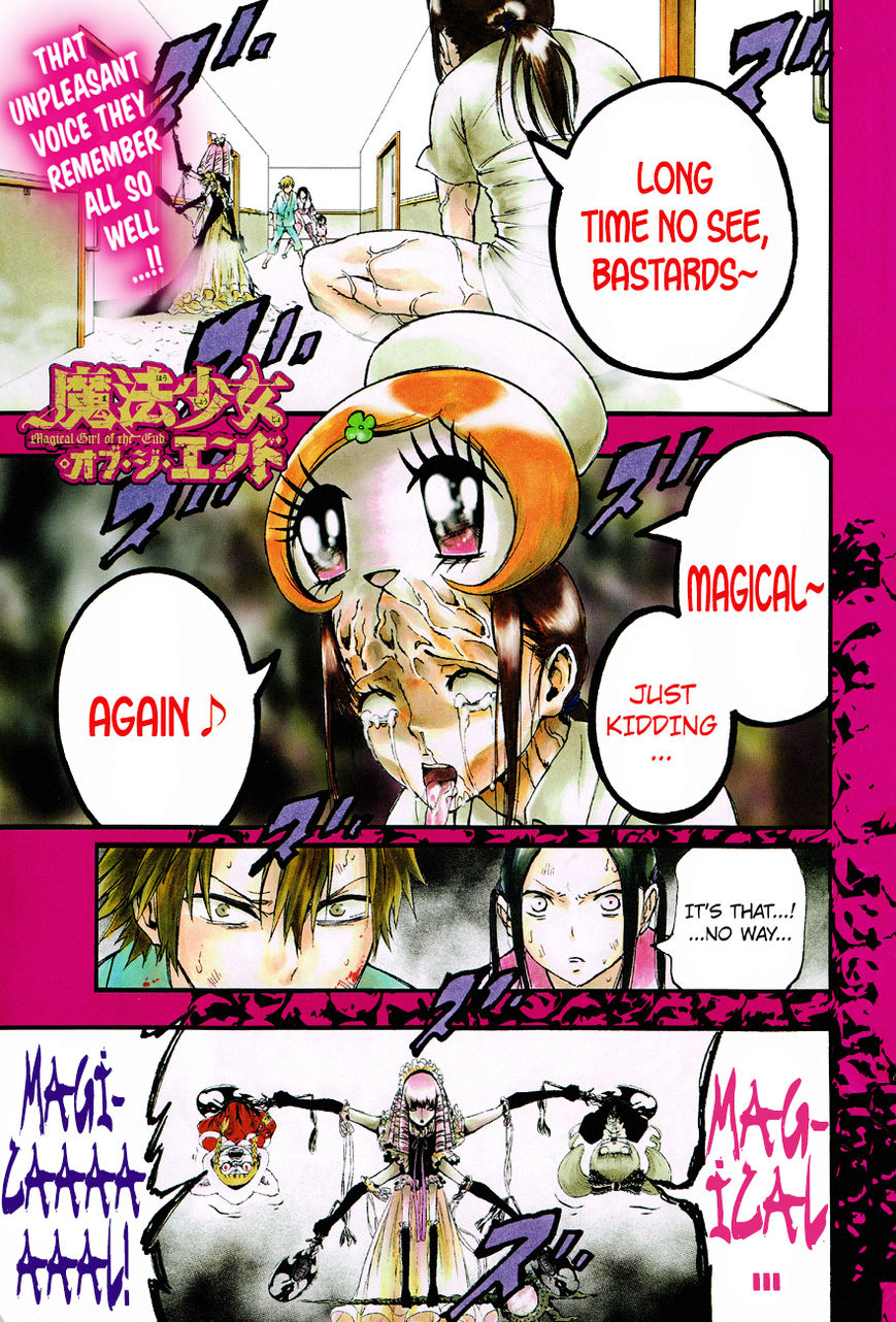 Mahou Shoujo of the End 14 Page 2