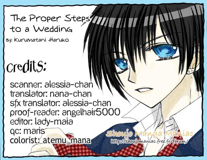 Kindan Wedding 3.5 Page 1