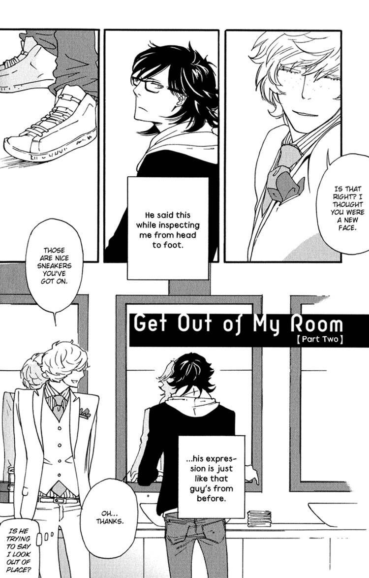 Usotsuki wa Shinshi no Hajimari 7 Page 2
