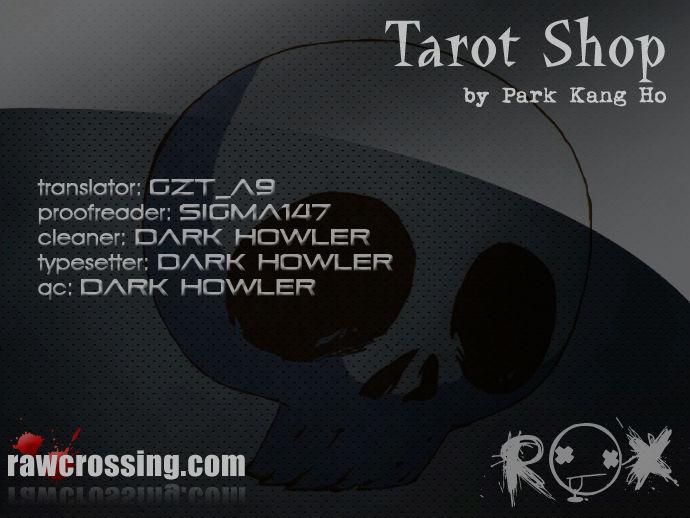 Tarot Shop 0 Page 1