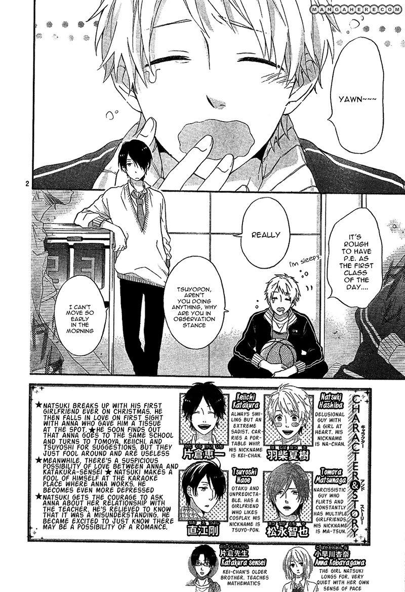 Nijiiro Days (MIZUNO Minami) 2 Page 2