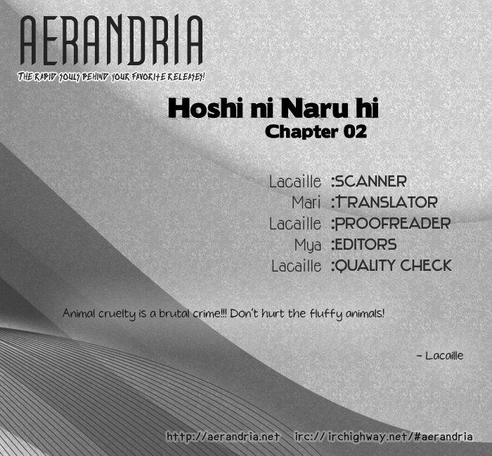 Hoshi ni Naru Hi 2 Page 2