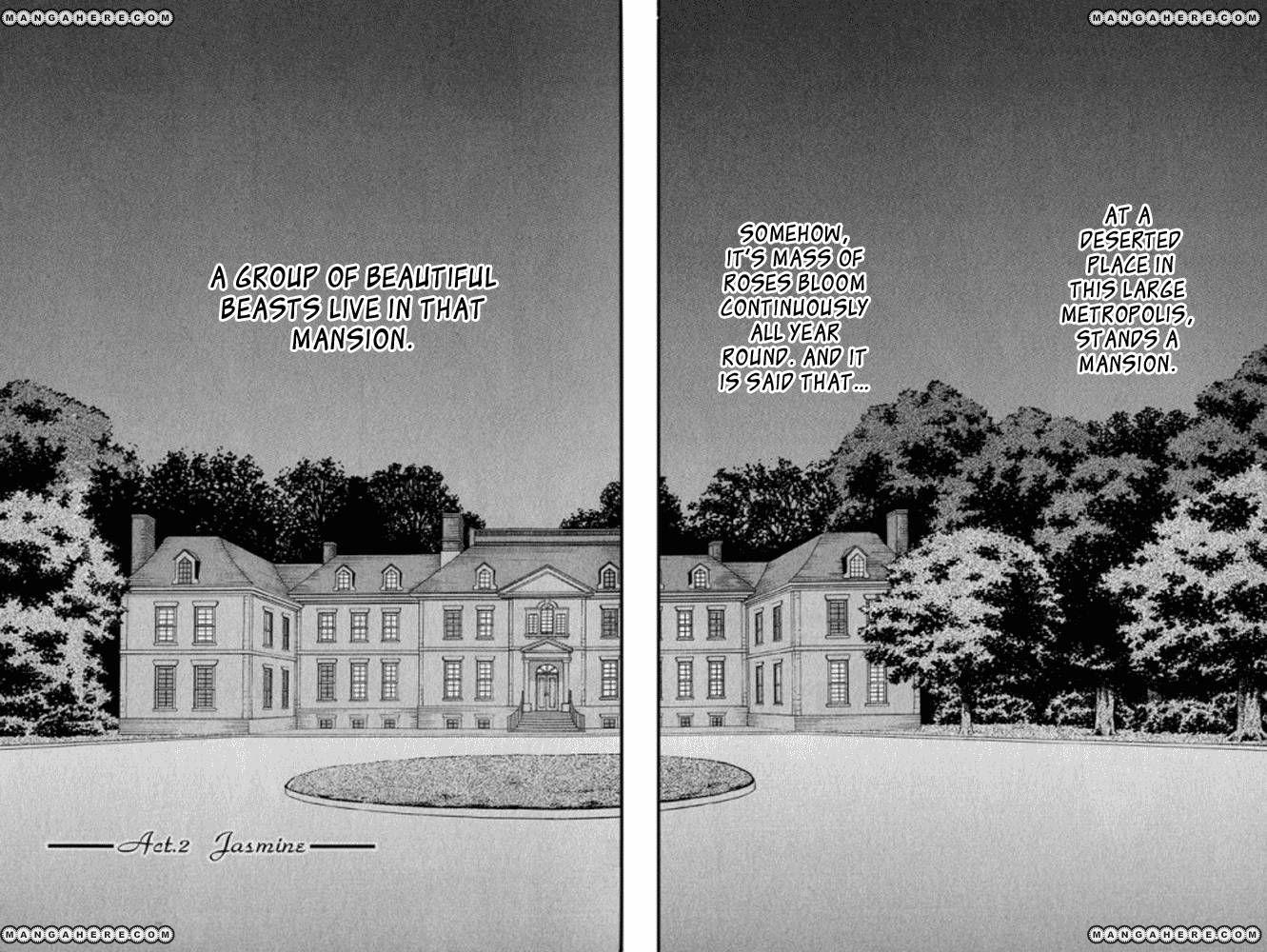 Kemono wa Hana no Yume o Miru ka 5 Page 3