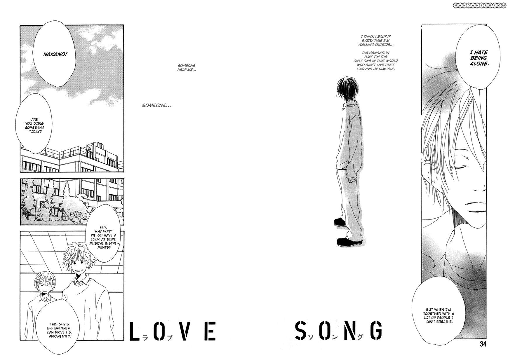 Love Song (YAMAGATA Satomi) 2 Page 3
