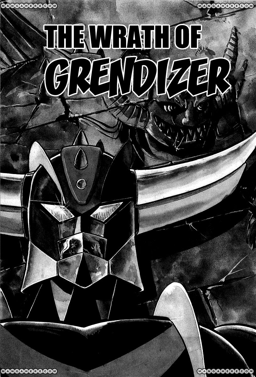 UFO Robo Grendizer (OUTA Gosaku) 4 Page 1