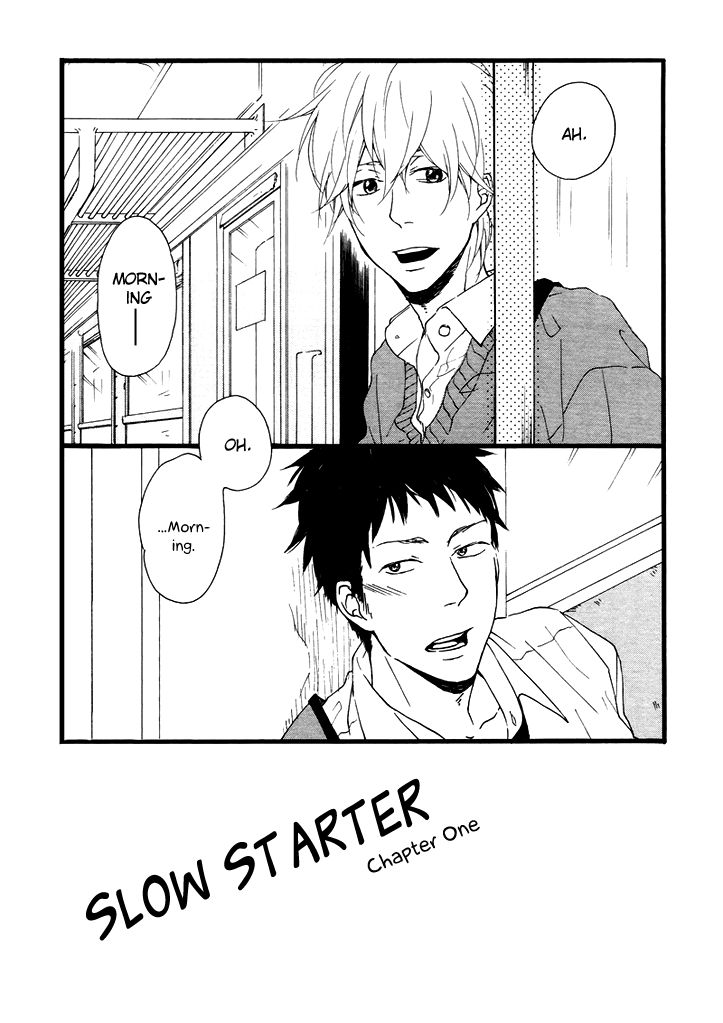 Slow Starter (ICHIKAWA Kei) 2 Page 4