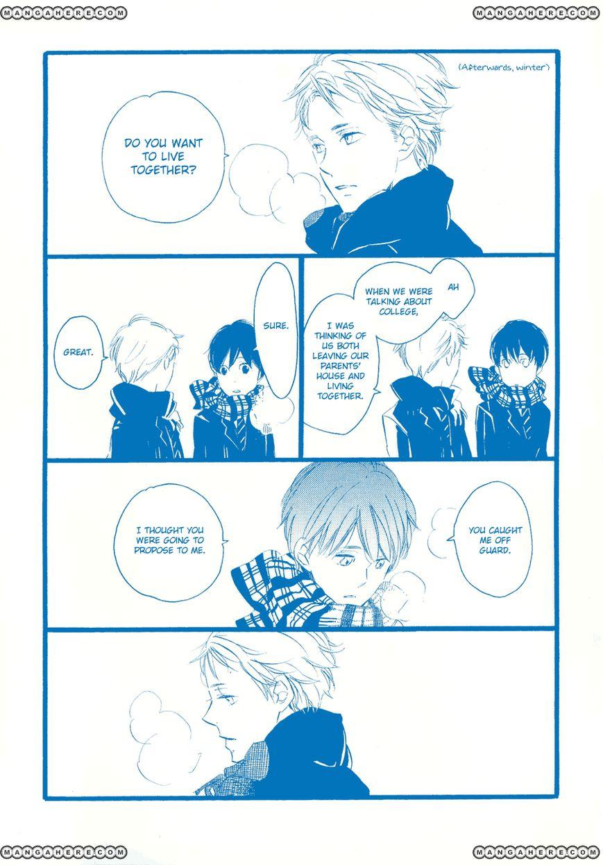 Mizu no Haru 1 Page 1