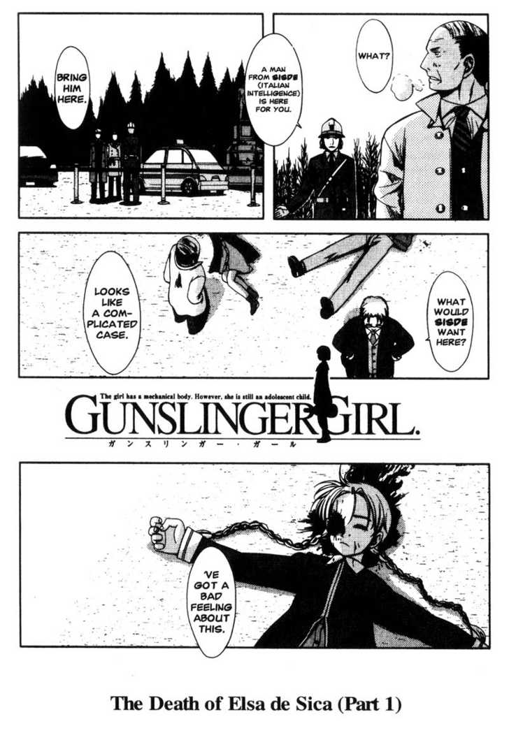 Gunslinger Girl 4 Page 2