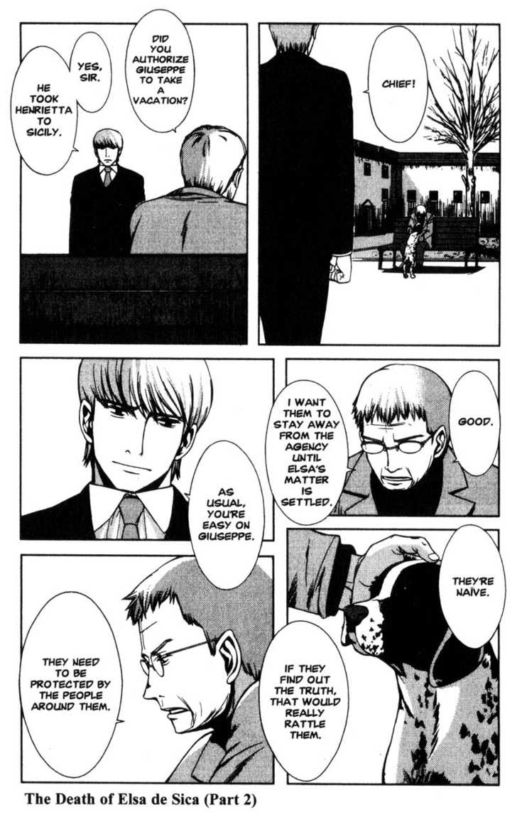 Gunslinger Girl 5 Page 1