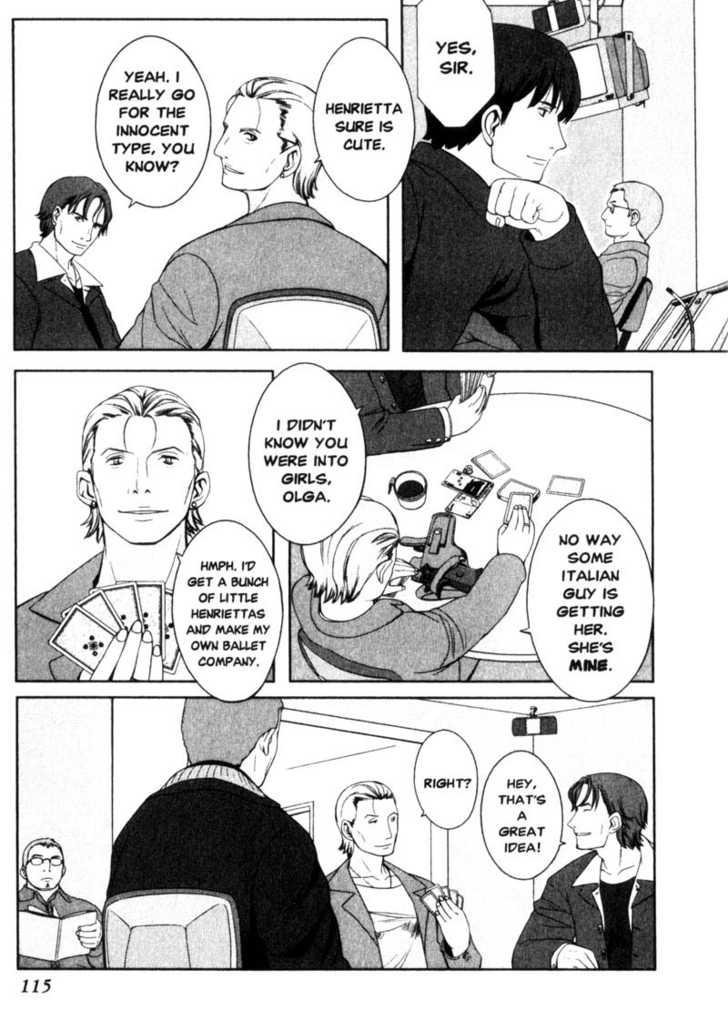 Gunslinger Girl 10 Page 3