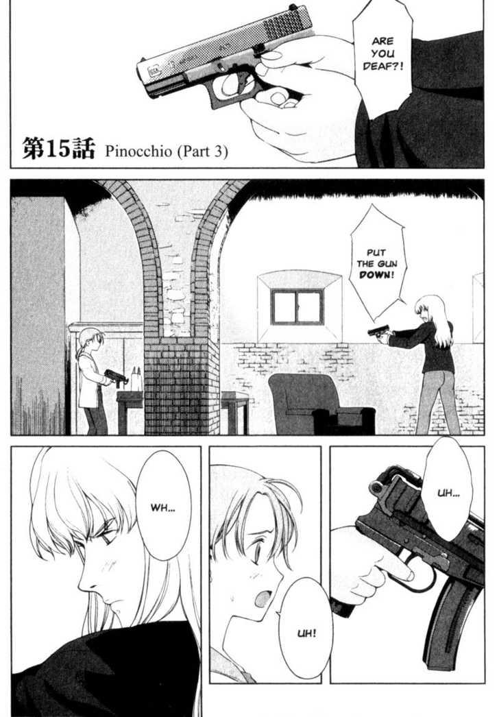Gunslinger Girl 15 Page 1