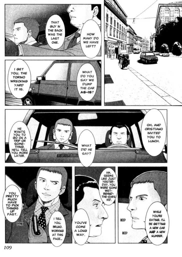 Gunslinger Girl 16 Page 2