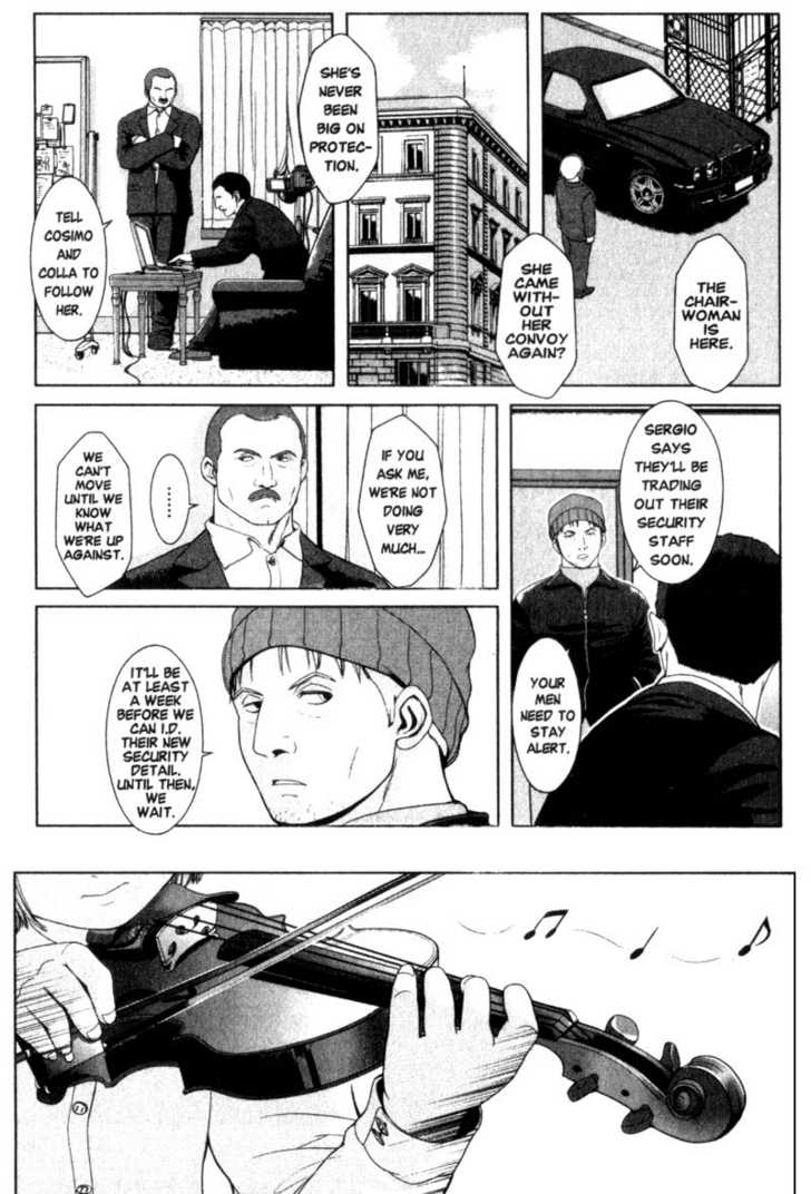 Gunslinger Girl 17 Page 3