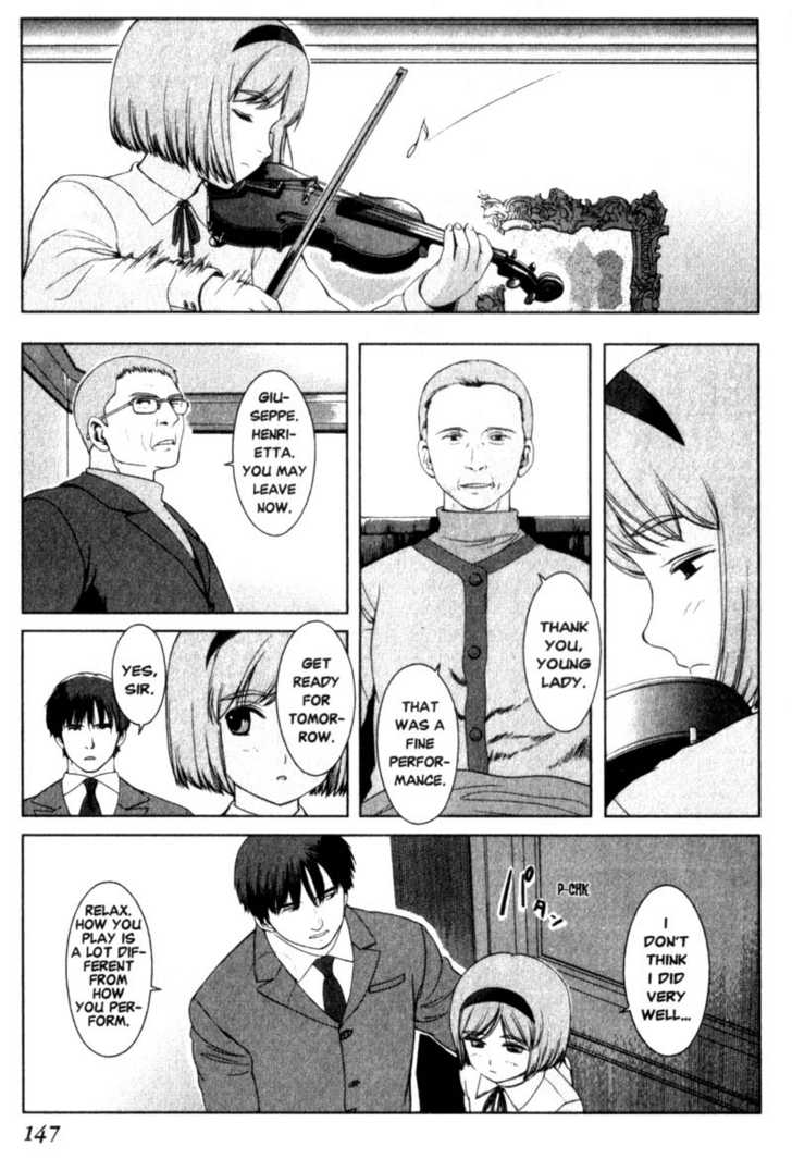 Gunslinger Girl 17 Page 5