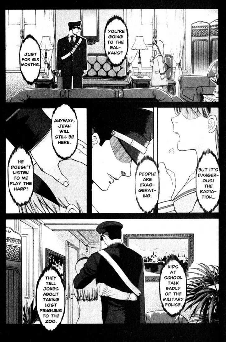 Gunslinger Girl 21 Page 1