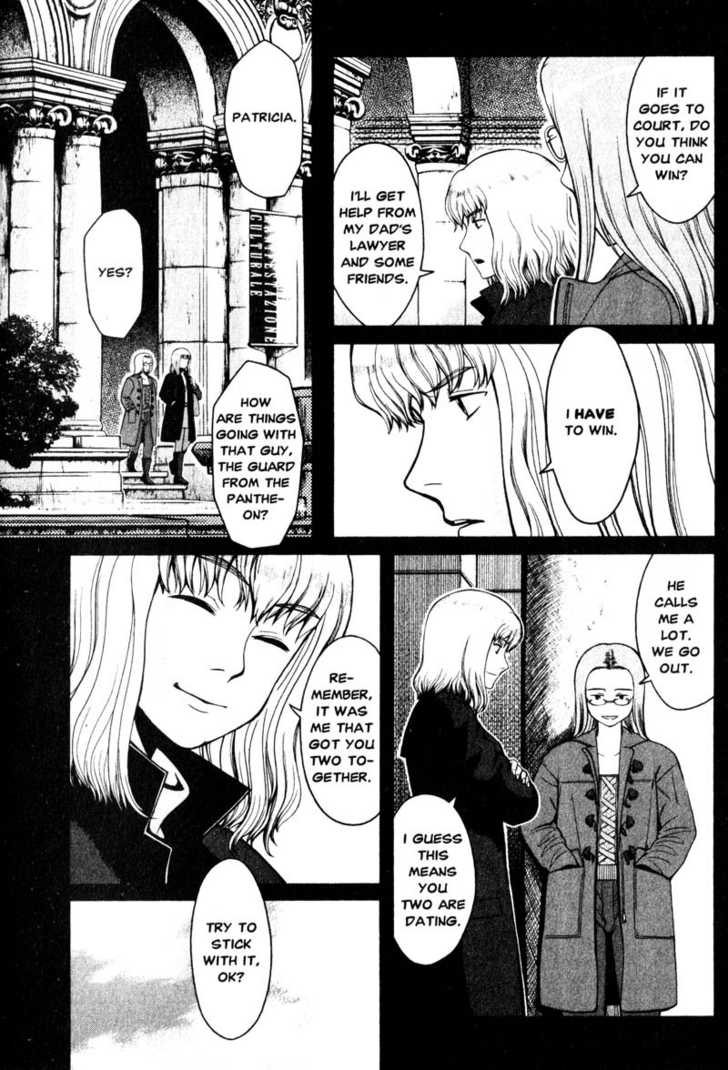 Gunslinger Girl 24 Page 2