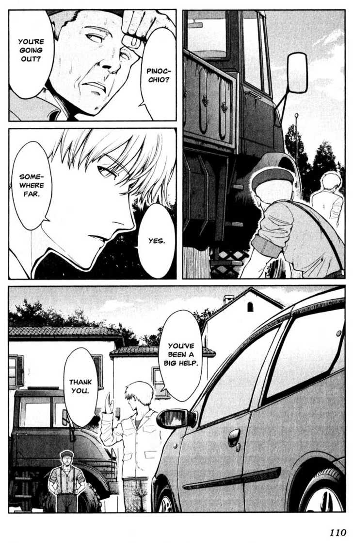 Gunslinger Girl 26 Page 2