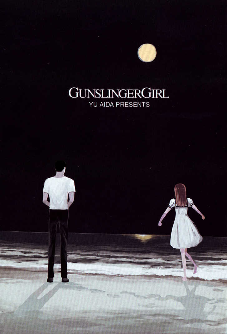 Gunslinger Girl 28 Page 1
