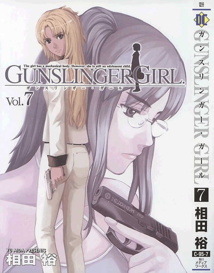 Gunslinger Girl 33 Page 1