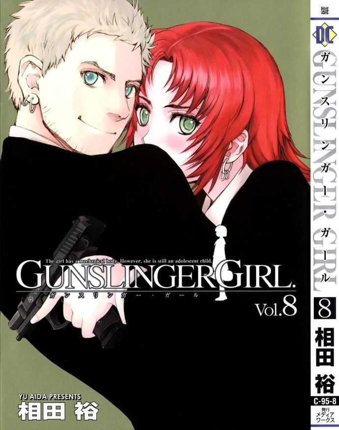 Gunslinger Girl 38 Page 1