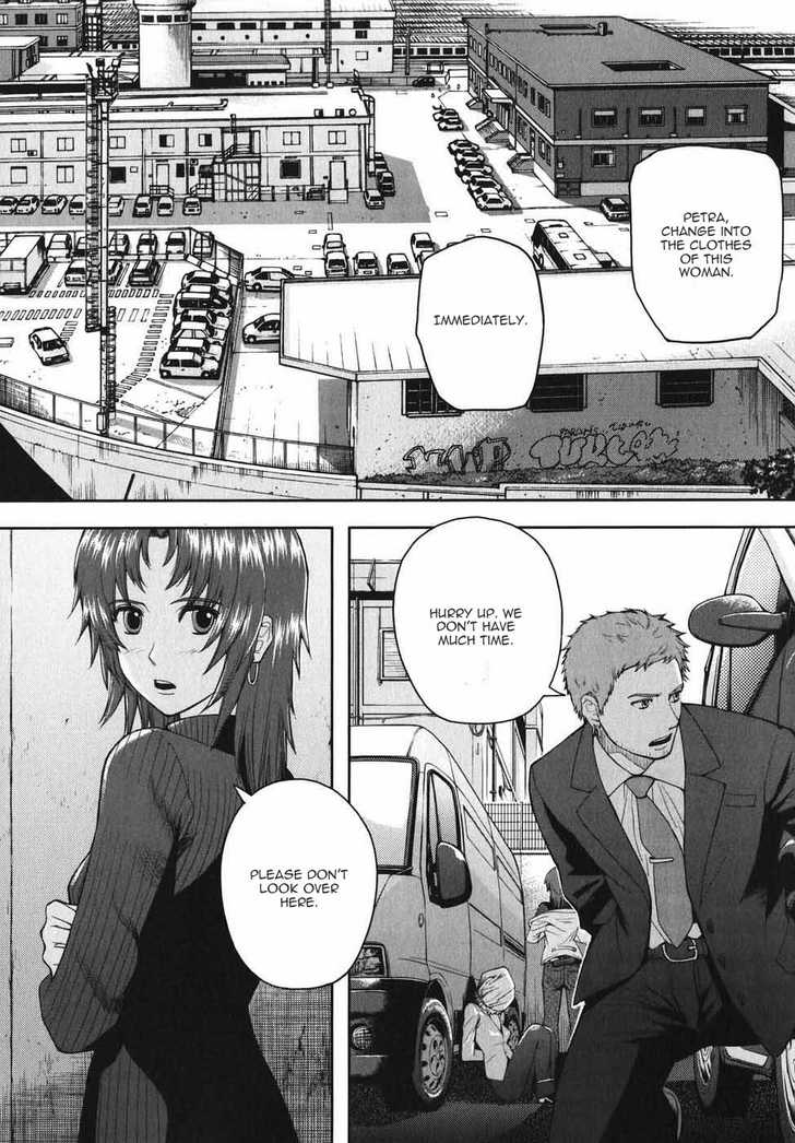 Gunslinger Girl 42 Page 2