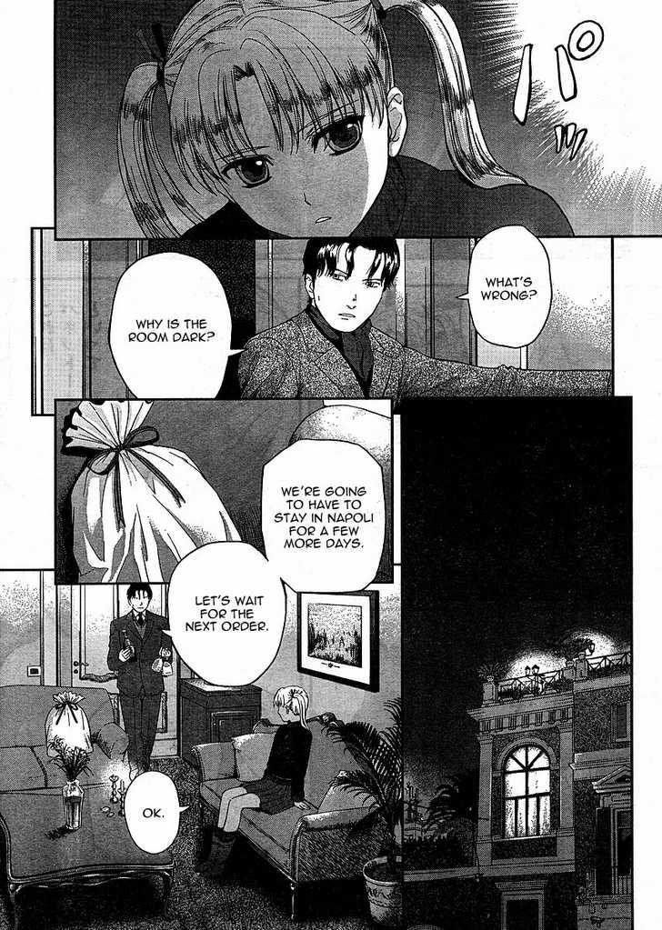 Gunslinger Girl 51 Page 3