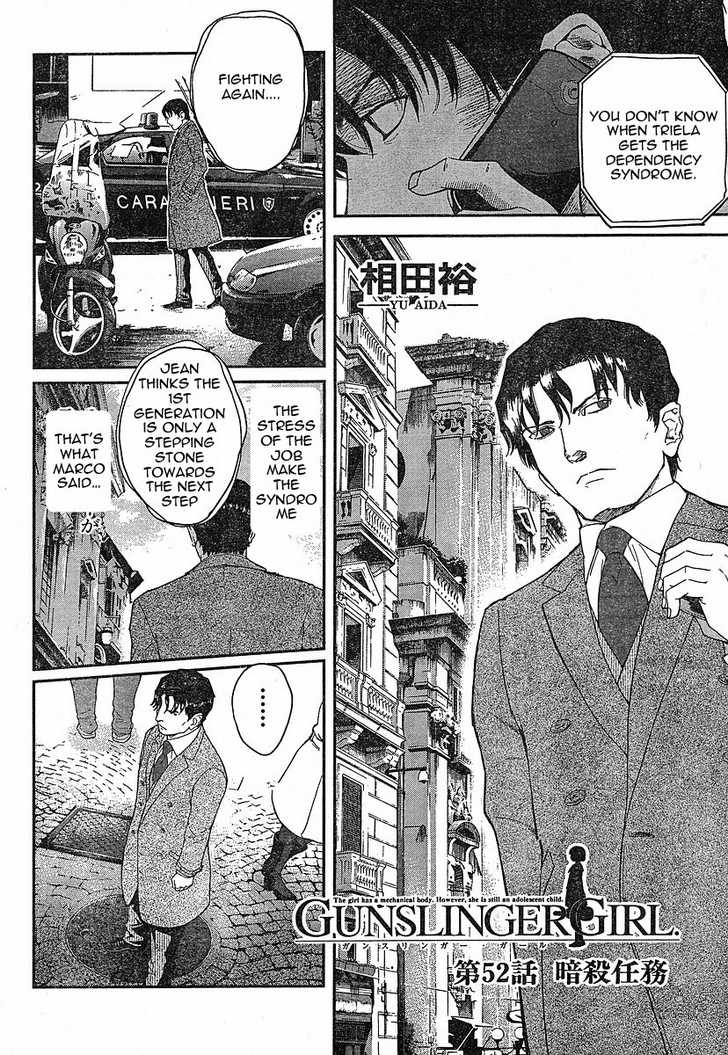 Gunslinger Girl 52 Page 2