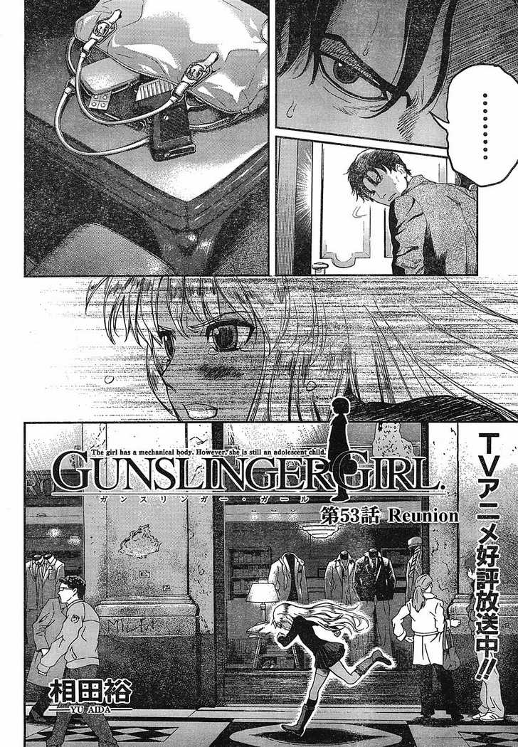 Gunslinger Girl 53 Page 2