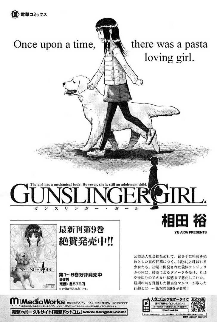 Gunslinger Girl 54 Page 1