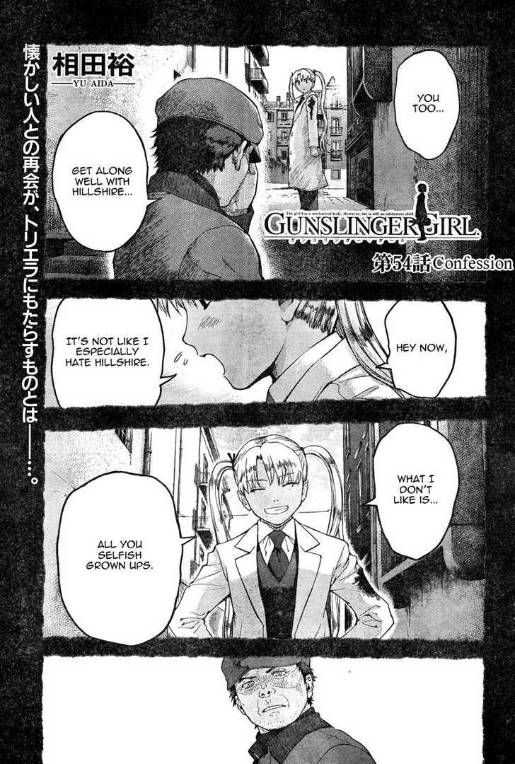 Gunslinger Girl 54 Page 2