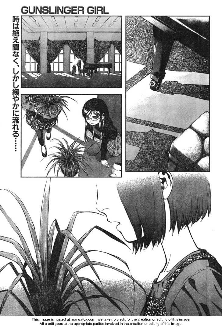 Gunslinger Girl 59 Page 2