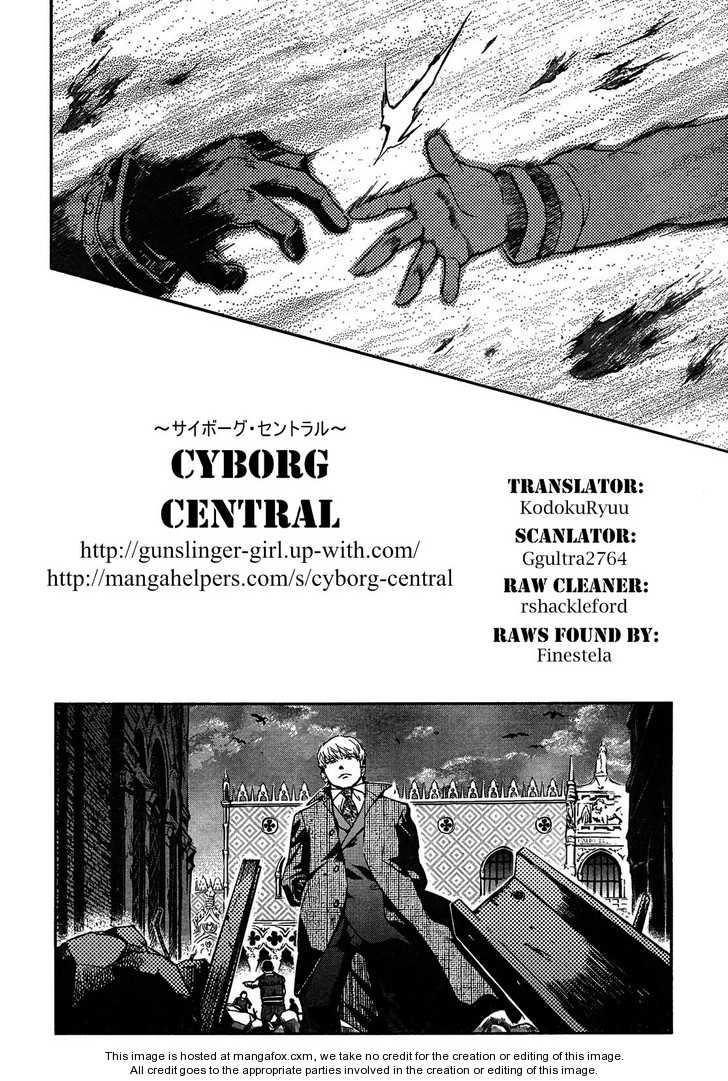 Gunslinger Girl 64 Page 1