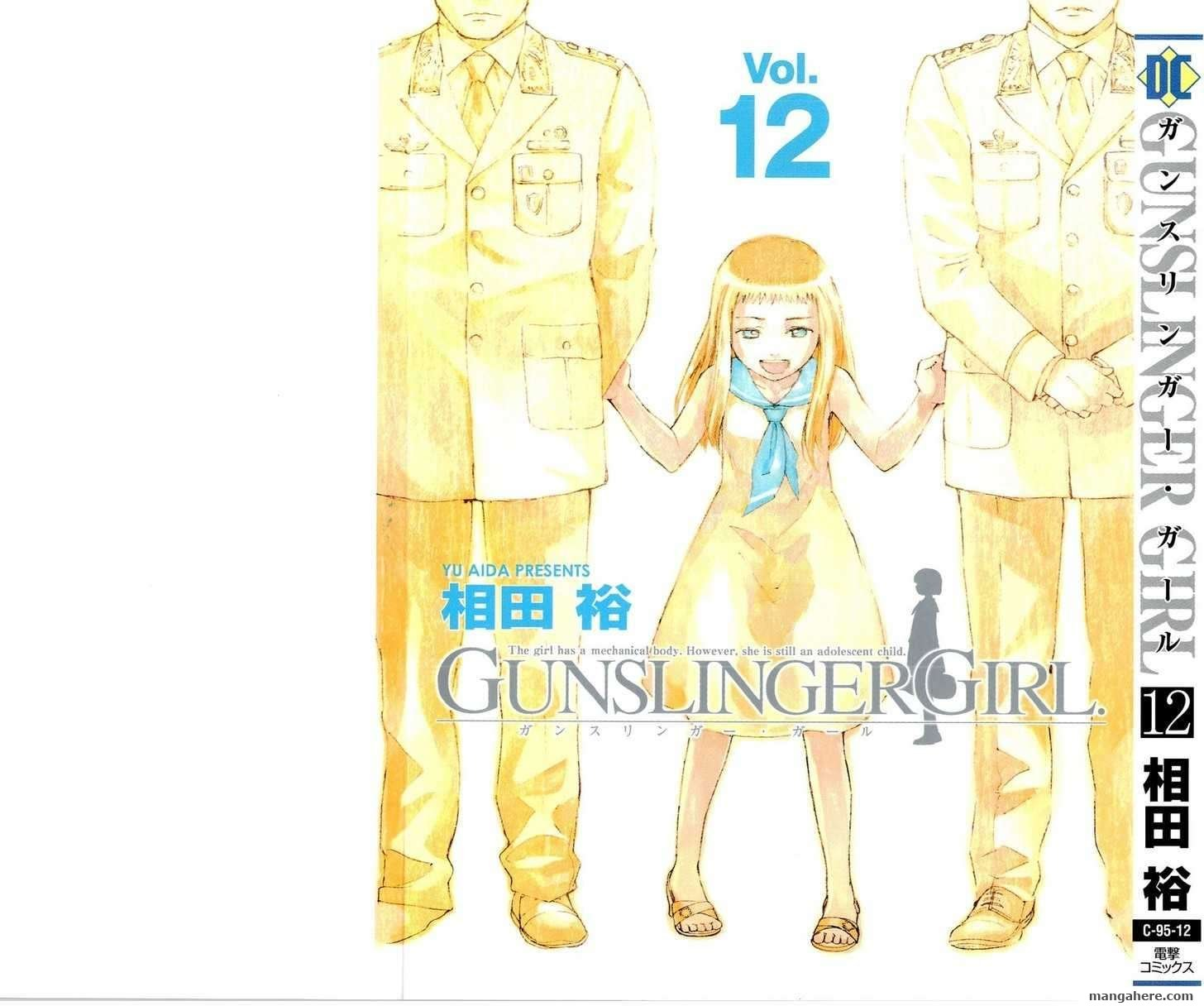 Gunslinger Girl 67 Page 1