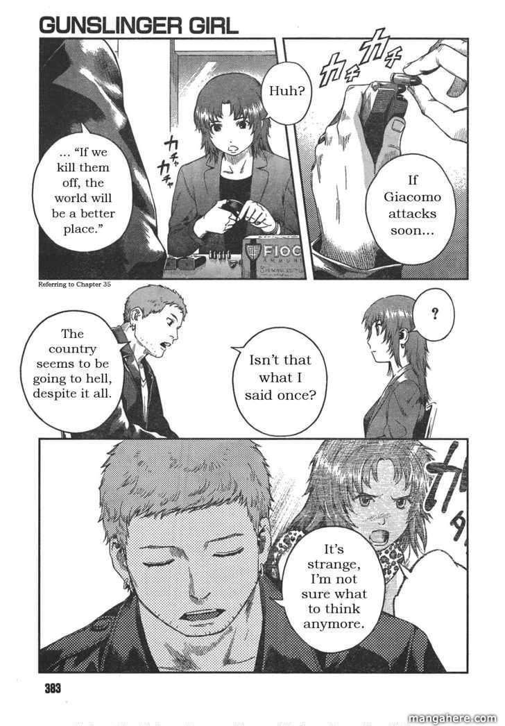 Gunslinger Girl 76 Page 3