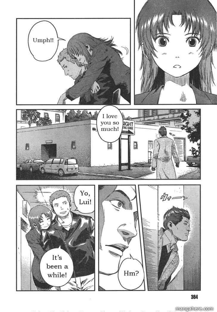 Gunslinger Girl 76 Page 4