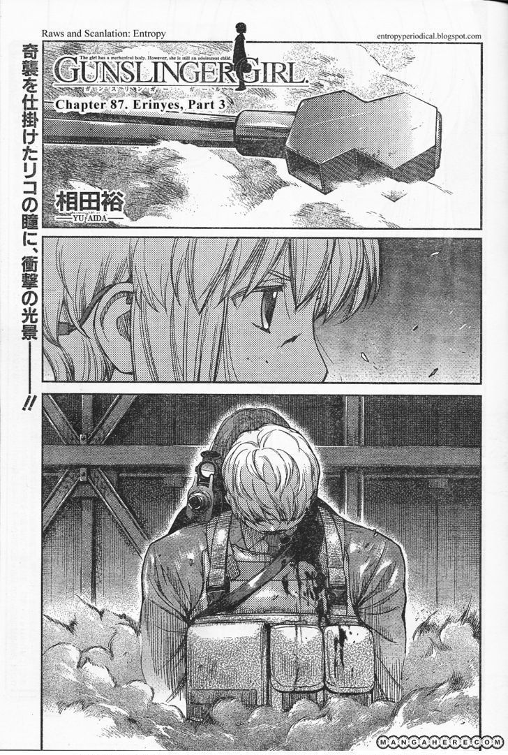 Gunslinger Girl 87 Page 1